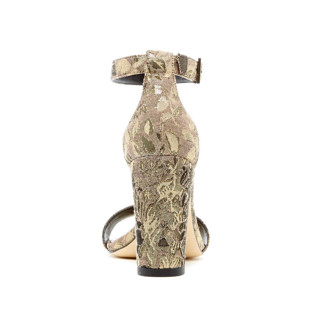 Bonnie (Gold / Metallic Brocade) 60% Off