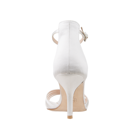 *Isabel 2 (White / Silk) - Pellemoda.us  - 2