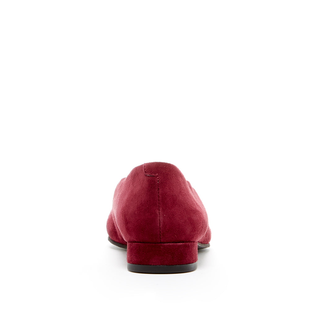 Nena  (Dark Cherry / Kid Suede) 50% OFF