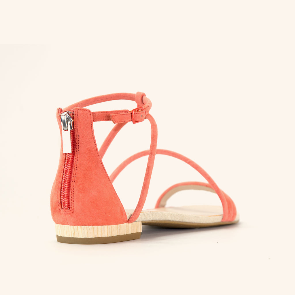 Baja (Coral / Kid Suede) 50% Off