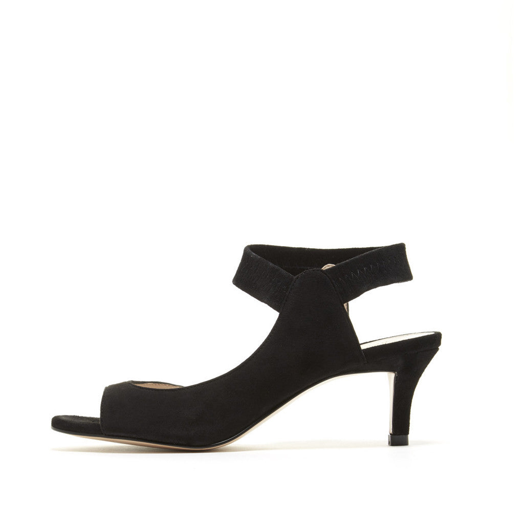 Berti (Black / Kid Suede) - Pellemoda.us  - 1