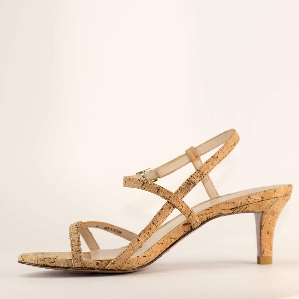 Pelle Moda - Betty (Natural / Cork)