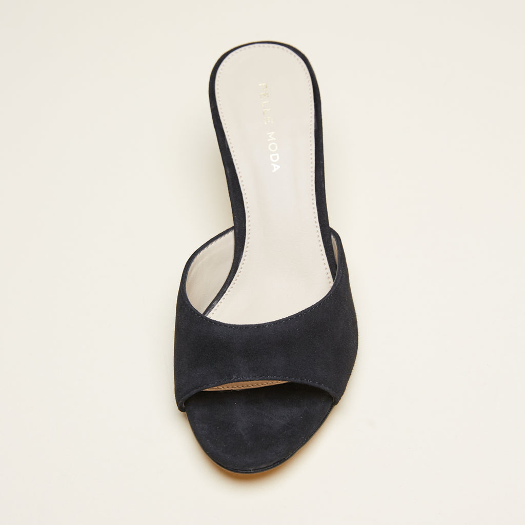 Bex (Black / Kid Suede)