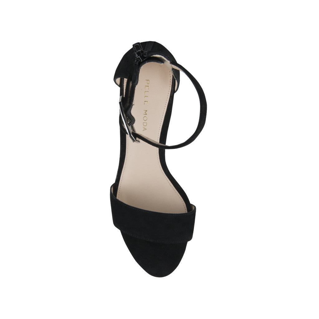 Bette (Black / Kid Suede) - Pellemoda.us  - 3