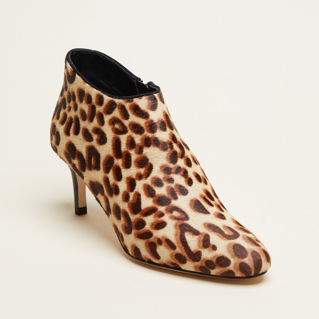 Yelm (Leopard  Print/ Calf Hair) 50% Off