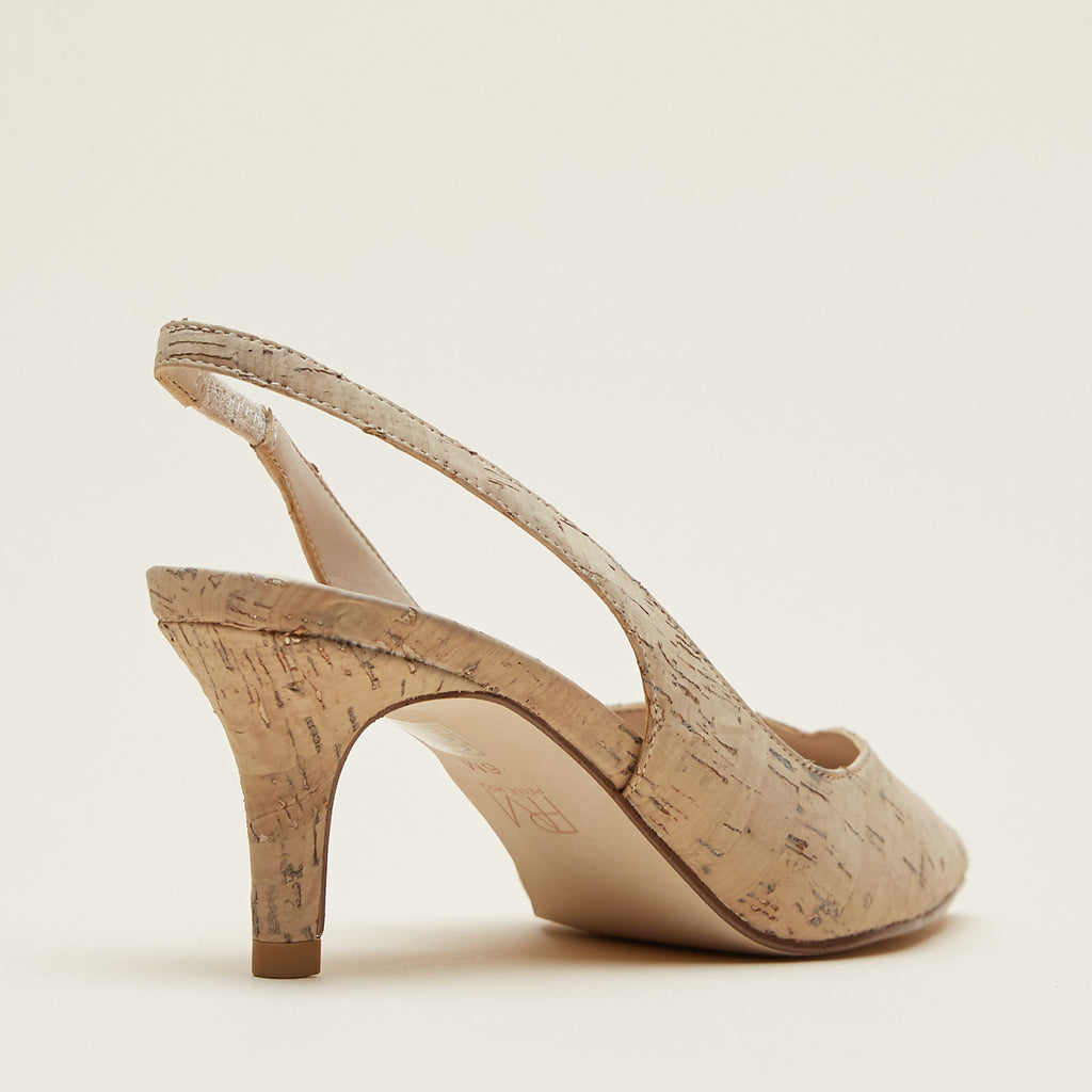 Kerstin (White Washed / Cork) 30% Off