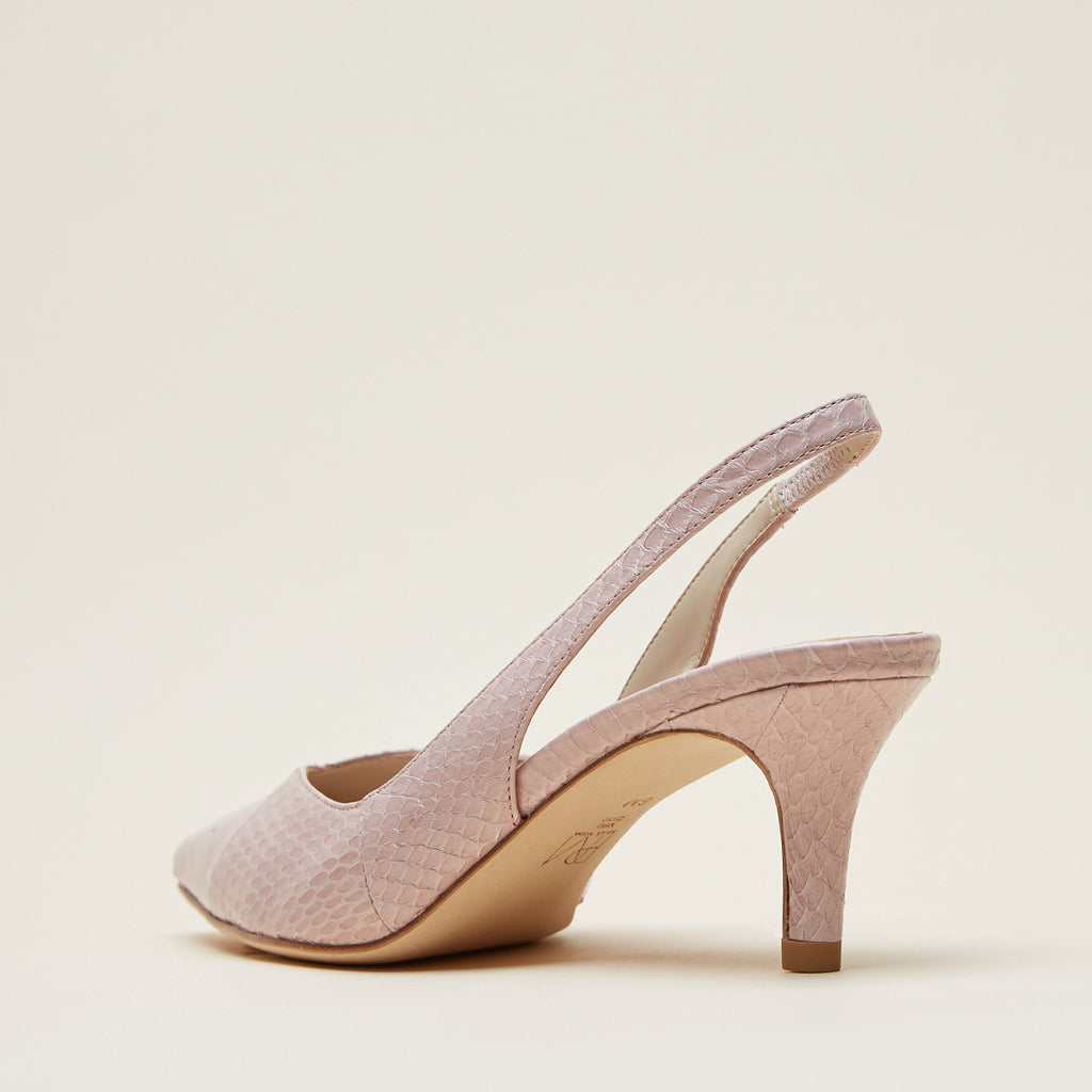 Kerstin 3 (Rose /Snakeskin) 50% Off