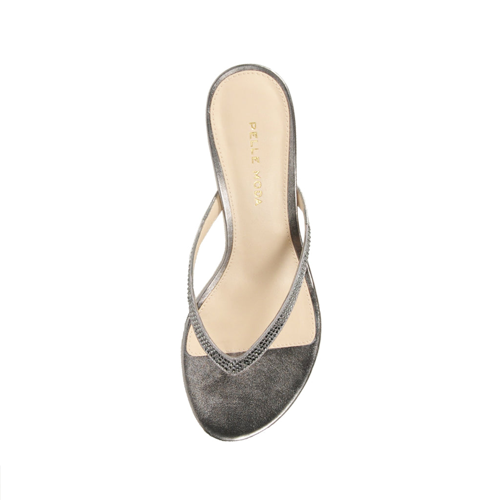 Effi (Pewter / Satin Combo) 30% Off