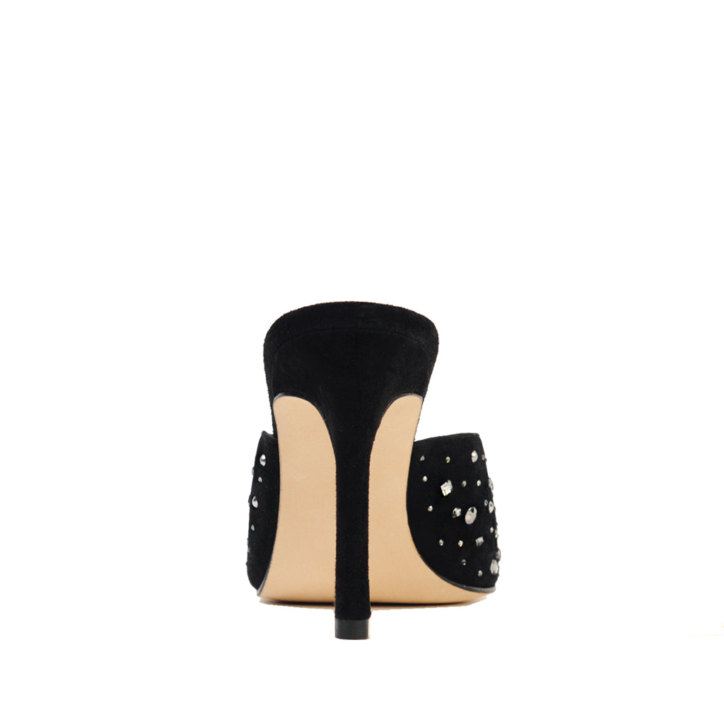 Ella 2 (Black / Kid Suede) 25% Off