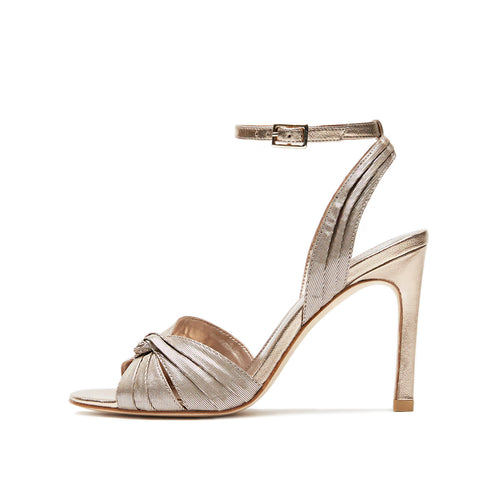 Grace (Platinum Gold / Metallic Kid Suede)
