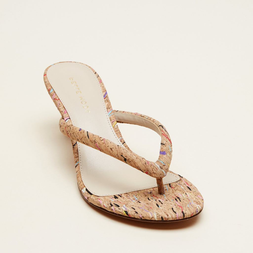 Eunice  (Multi Color / Cork) 50% Off