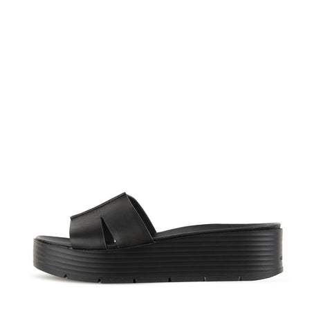 Pauli (Black / Kid Suede & Stretch Mesh)