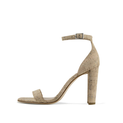 Gabi 2 (White /Washed  Cork)