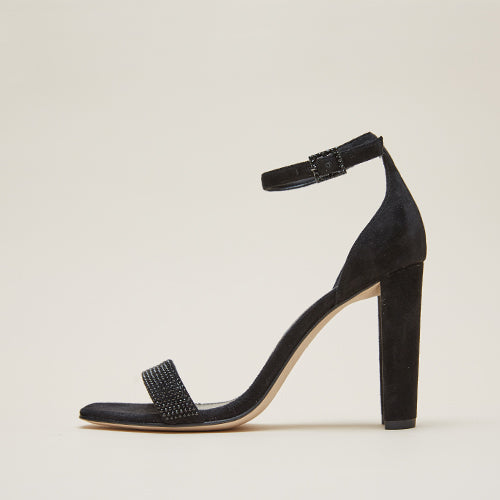 Gabi 3 (Black/ Kid Suede)