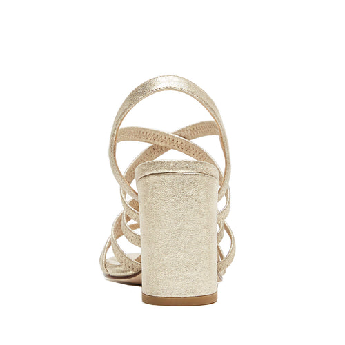 Grace (Platinum Gold / Metallic Kid Suede) 30% Off