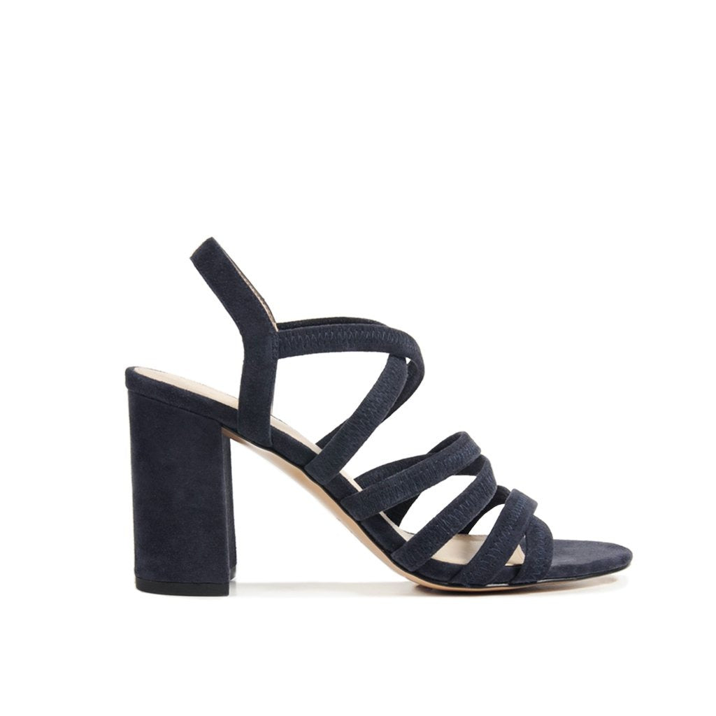 Pelle Moda - Grace (Midnight / Kid Suede)