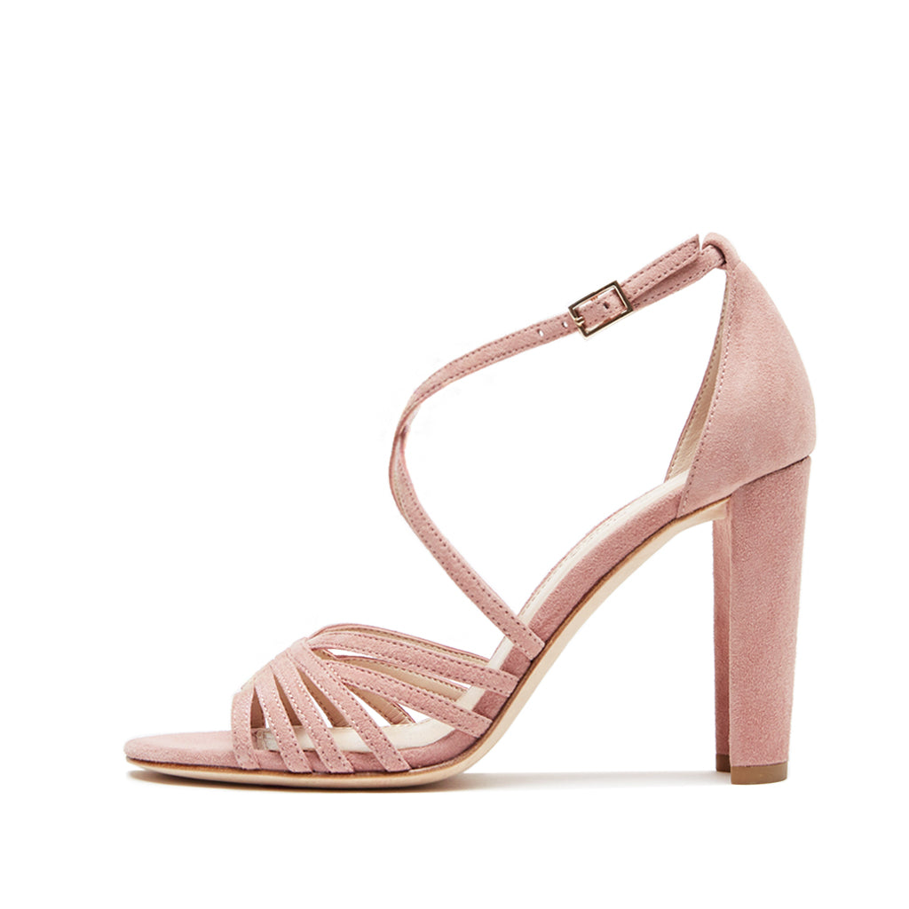 Huxley (Blush / Kid Suede)