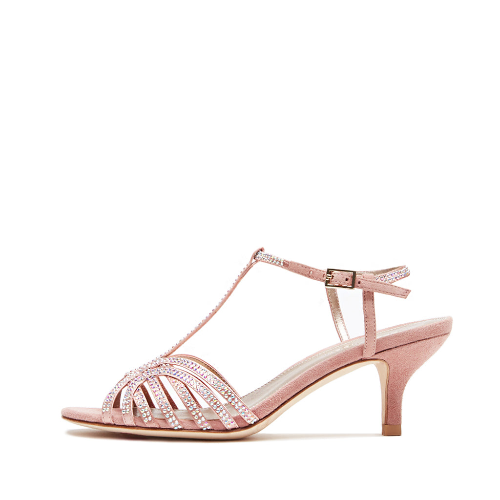Ilane (Blush / Kid Suede)