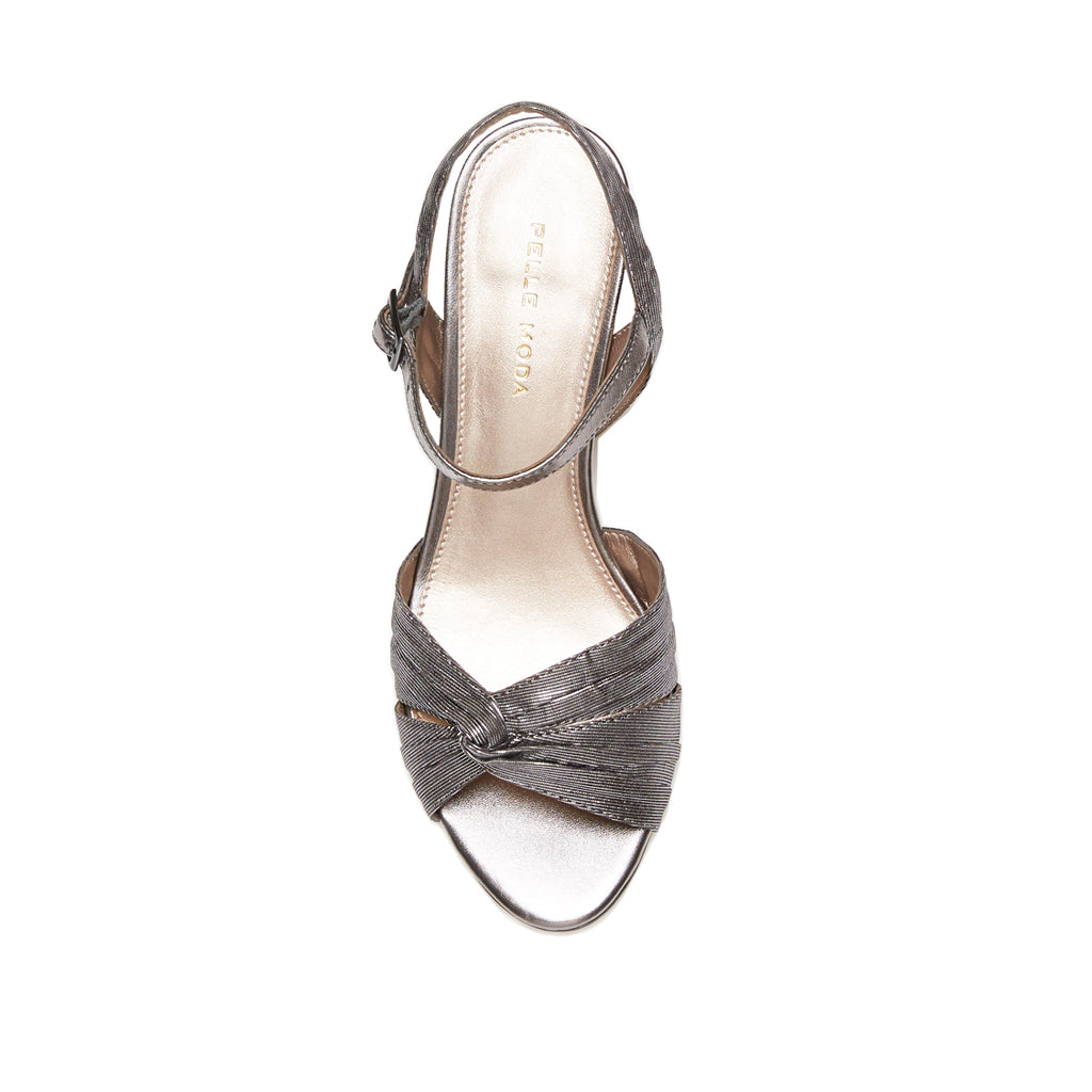 Iliza (Pewter / Shimmer Textile) 30% Off