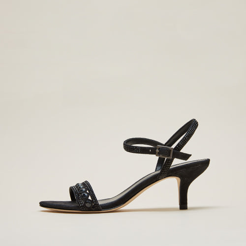 Ilsa (Black / Kid Suede) 25% Off