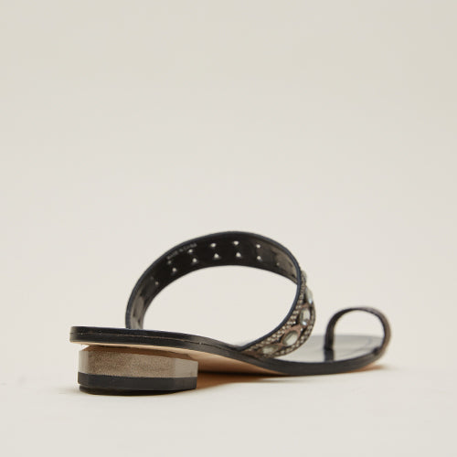 Ira (Pewter/ Metallic Suede) 30% Off