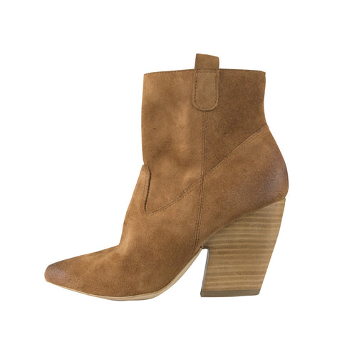 Jase (Tan / Cow Suede)