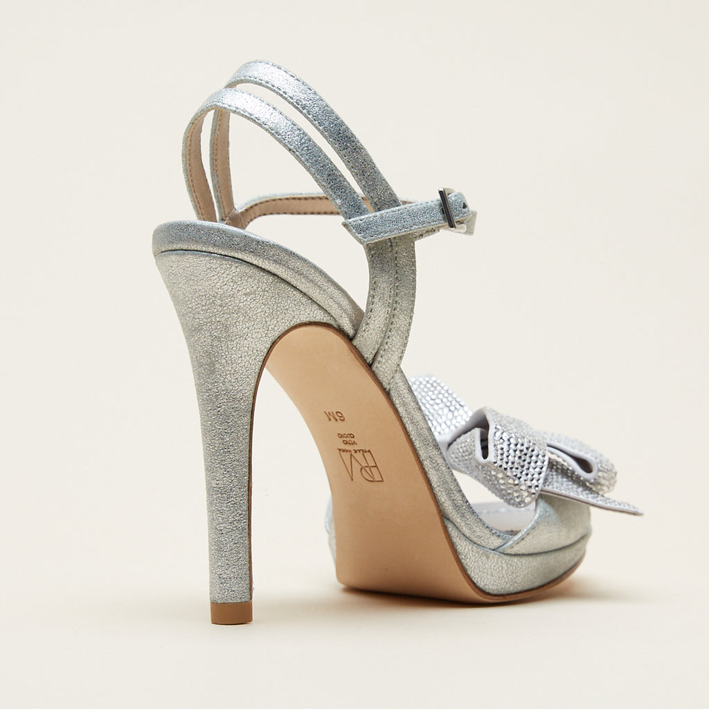 Jem (Silver / Metallic Suede) 60% Off