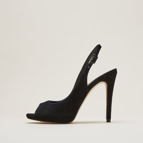 Imee (Black / Kid Suede)