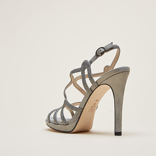 Jonah (Pewter / Shimmer Suede) - 50% Off
