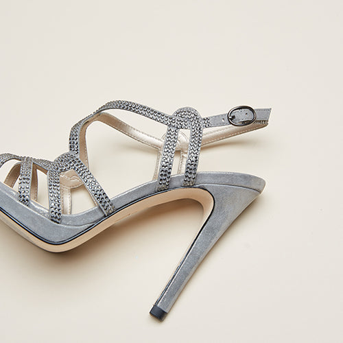 Jonah (Pewter/ Shimmer Suede) 30% Off