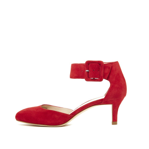 Kady (Lipstick / Kid Suede) 40% Off