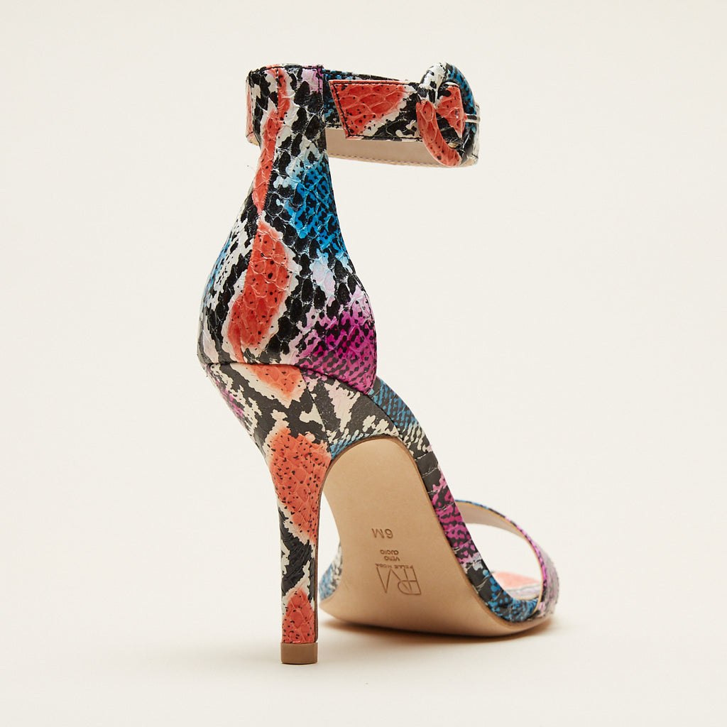 Kallie  (Bright Multi / Snakeskin)