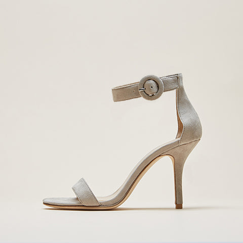 Jonah (Platinum Gold/ Metallic Suede)
