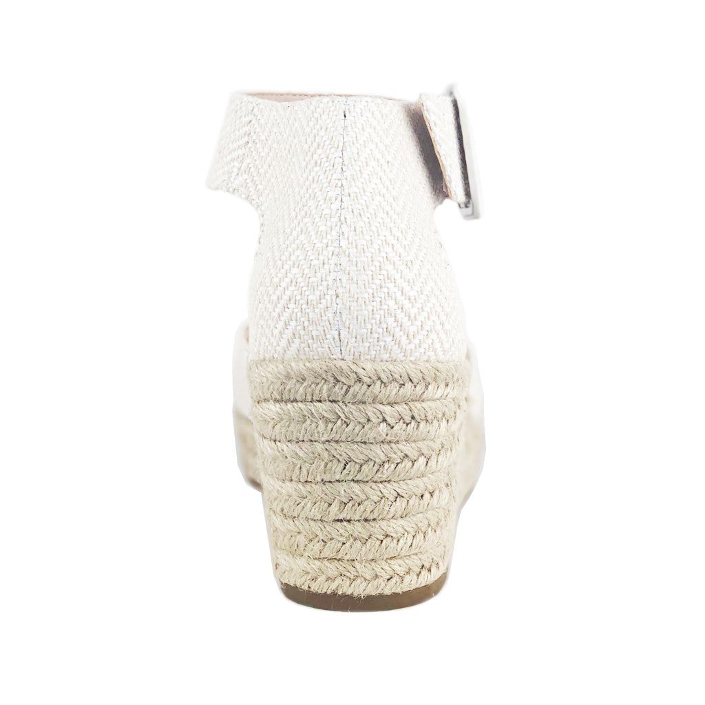 Kauai (Herringbone / White) 20% Off