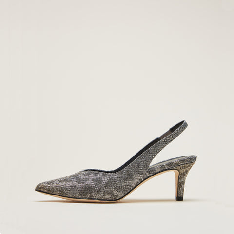 Fable (Platinum Gold / Metallic Suede)