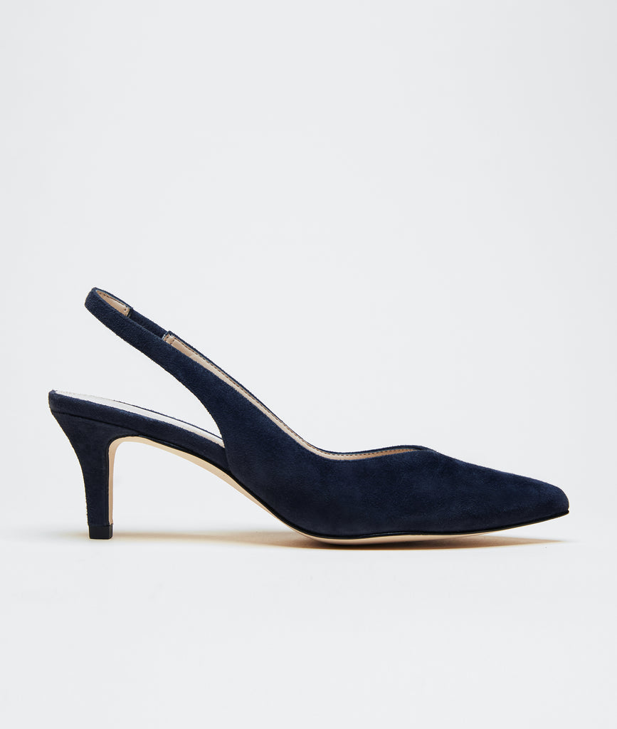Pelle Moda - Kerstin (Midnight / Kid Suede)