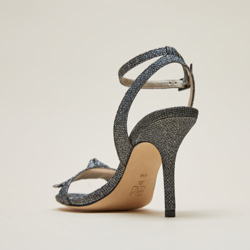 Kim 2 (Pewter / Metallic Textile) 30% Off