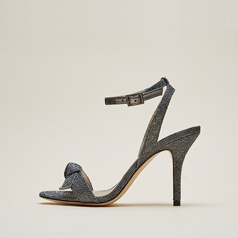 Willis (Platino Metallic Suede/Dark Taupe Shimmer Suede/Silver Metallic Leather 50 % Off