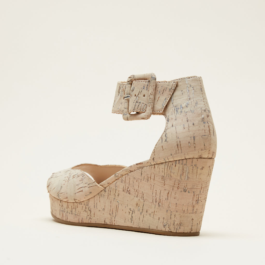 Koko (White / Washed Cork)
