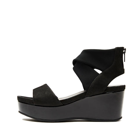 Falyn (Black /Calf Leather)