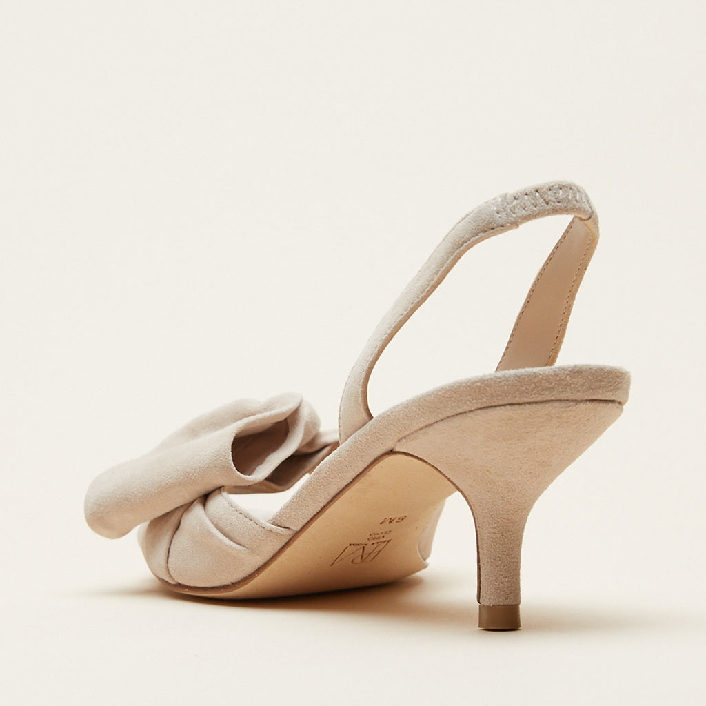 Lovi (Beige/ Kid  Suede) 30% Off