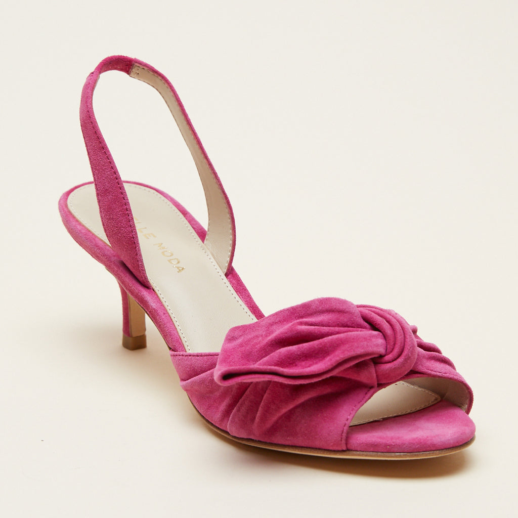 Lovi (Magenta/ Kid  Suede) 30% Off