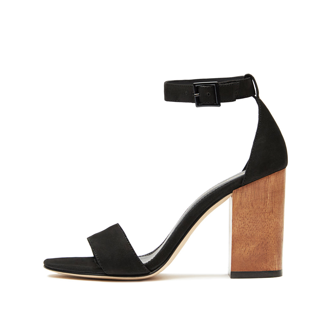 Maja (Black / Nubuck) 30% Off