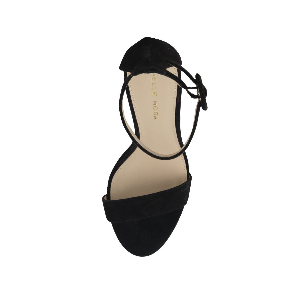 Nisha (Black/ Kid Suede)