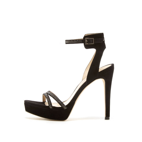 Oanel (Black / Kid Suede) - Pellemoda.us  - 1
