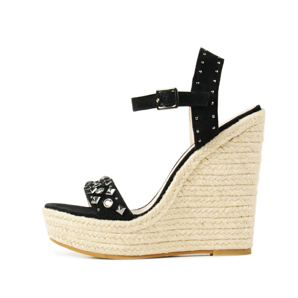 Oates 4 (Black / Kid Suede) 30% Off