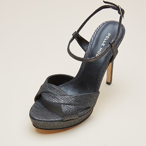 Olima (Black / Lizard) 50% Off