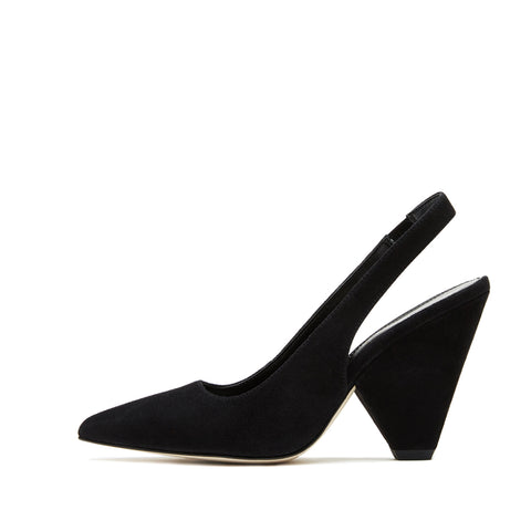 Iza (Black / Kid Suede)