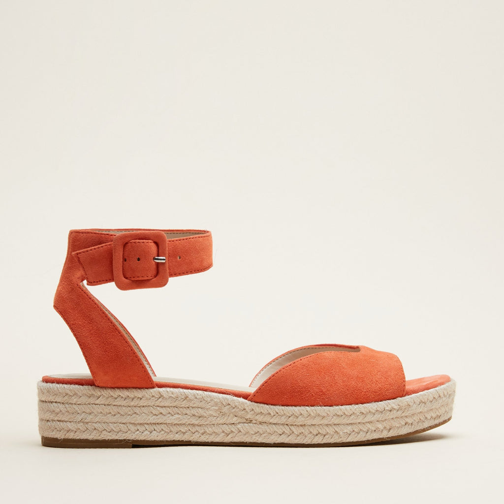 Pelle Moda - Oxford (Coral / Kid Suede)
