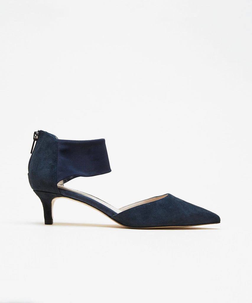 Pelle Moda - Dezi (Midnight / Kid Suede / Stretch Mesh)
